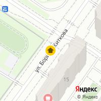 Световой день по адресу Россия, Тюменская область, Тюмень, улица Бориса Житкова