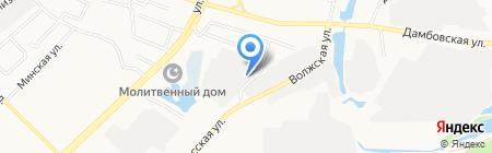 Банкомат КБ АГРОПРОМКРЕДИТ на карте Тюмени