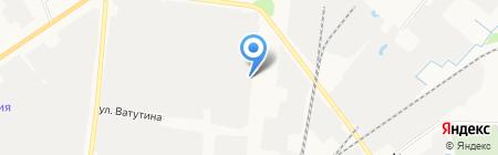 Банкомат Запсибкомбанк на карте Тюмени