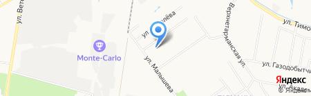 ЖИЛИЩНИК на карте Тюмени