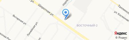 Аптека для всей семьи на карте Тюмени