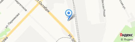 Авто Доктор Модуль на карте Тюмени