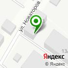 Местоположение компании МногоПрофильные Технологии Сервис