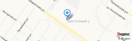 ТюменьЭлектроЦентр на карте Тюмени
