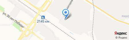 Ценнер-водоприбор Лтд на карте Тюмени