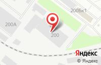 Схема проезда до компании Сибор в Тюмени