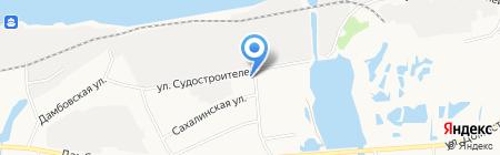 Лель Авто на карте Тюмени