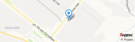 СтройКерамзит-Тюмень на карте Тюмени