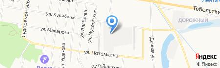 ZakazMebeli.Net на карте Тюмени