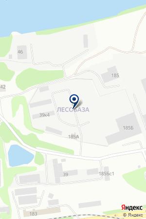 АГЗС ГАЗСИСТЕМ-3 на карте Тюмени