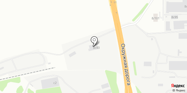 Аст-сервис Тюмень. Схема проезда в Тюмени