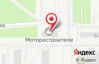 Схема проезда до компании Авиценна+ в Тюмени