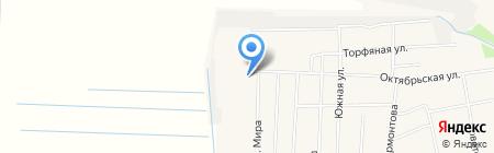 Лавка Хоттабыча на карте Боровского