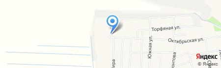Продуктовый магазин на карте Боровского