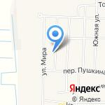 Зеленая миля на карте Боровского