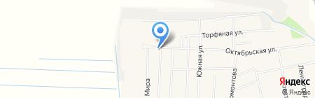 Выбор на карте Боровского