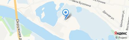 ИНТЕГРАЛ на карте Тюмени