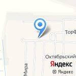 На Мира на карте Боровского