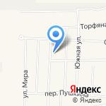 Ветеринарный пункт на карте Боровского