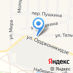 Агротех-Комплект на карте Боровского