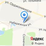 Альфа-Стайр на карте Боровского