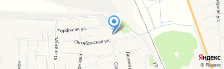Красное & Белое на карте Боровского