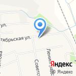 Фантазия на карте Боровского