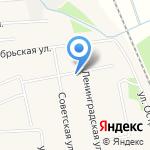 Солнечный круг на карте Боровского
