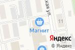 Схема проезда до компании Мегафон в Боровском