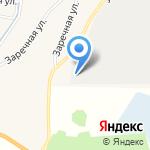 Магазин-пекарня на карте Боровского