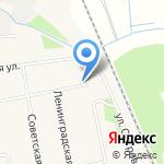Ажур на карте Боровского