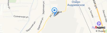 Пожарная часть №135 на карте Боровского