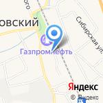 Daiquiri bar на карте Боровского
