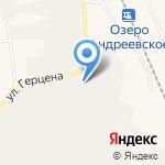 Автолайт на карте Боровского