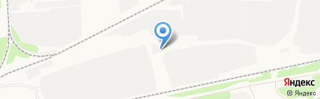 ПСК Трик на карте Тюмени