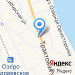 Магазин рыболовных принадлежностей на карте Боровского