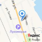 Окна под ключ на карте Боровского