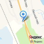 Калибри на карте Боровского