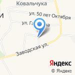 Московская Ярмарка магазин на карте Винзилей