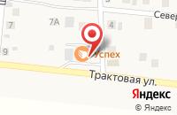 Схема проезда до компании Продуктовый магазин в Мальково