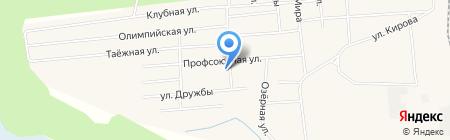 Карат на карте Богандинского