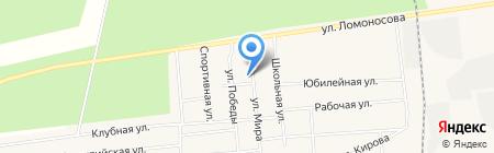 Садко на карте Богандинского