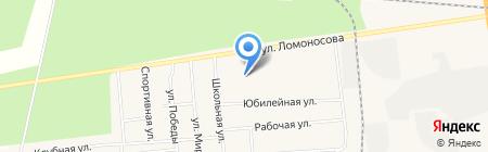 Банкомат Западно-Сибирский банк Сбербанка России на карте Богандинского