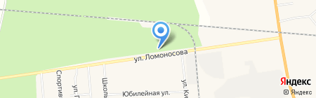 Богандинский центр спорта на карте Богандинского