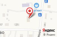 Схема проезда до компании Западно-Сибирский банк Сбербанка России в Мальково