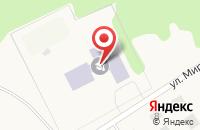 Схема проезда до компании Средняя общеобразовательная школа в Киёво