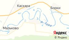 Отели города Чикча на карте