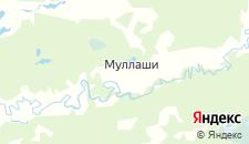 Отели города Муллаши на карте