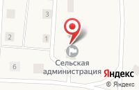 Схема проезда до компании Администрация Муллашинского муниципального образования в Муллашах