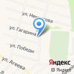 Покров на карте Ялуторовска